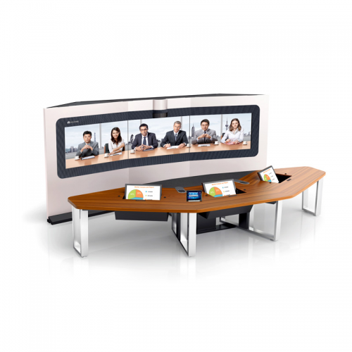 Huawei-TP3206-55-Panovision-Telepresence-System