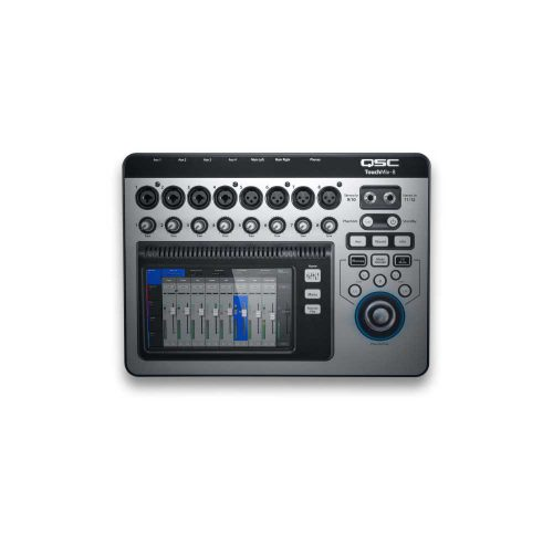 QSC TouchMix Mixers Touch Mix-8