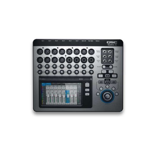 QSC TouchMix Mixers Touch Mix-16