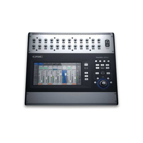 QSC TouchMix Mixers Touch Mix-30 Pro