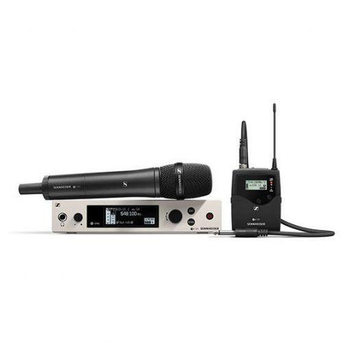Sennheiser Evolution Wireless G4 Microphones
