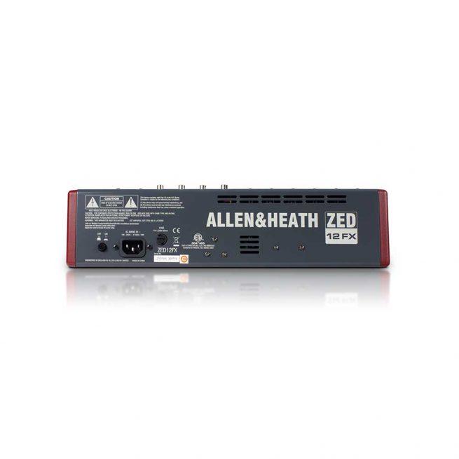 Allen & Heath ZED-12FX